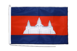 Cambodia Boat Flag - 2x3 ft
