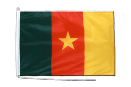 Cameroon - Boat Flag PRO 2x3 ft