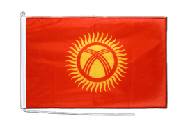 Kyrgyzstan - Boat Flag PRO 2x3 ft