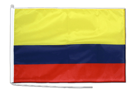 Colombia Boat Flag - 2x3 ft