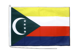 Comoros Boat Flag - 2x3 ft