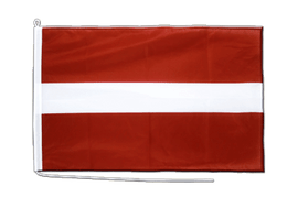 Lettland - Bootsflagge PRO 60 x 90 cm