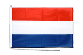 Luxembourg Boat Flag - 2x3 ft