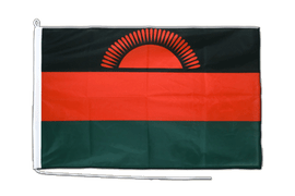 Malawi new Boat Flag - 2x3 ft