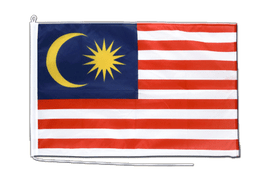 Malaysia - Boat Flag PRO 2x3 ft