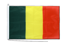 Mali Boat Flag - 2x3 ft