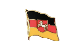 Lower Saxony - Flag Lapel Pin