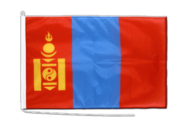 Mongolia Boat Flag - 2x3 ft