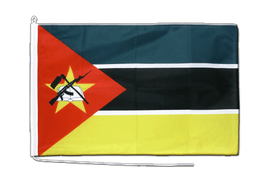 Mozambique - Boat Flag PRO 2x3 ft