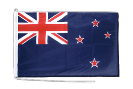 New Zealand - Boat Flag PRO 2x3 ft