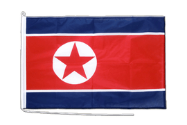 North corea Boat Flag - 2x3 ft