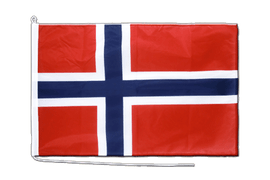 Norway Boat Flag - 2x3 ft