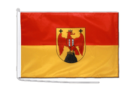 Burgenland Boat Flag - 2x3 ft