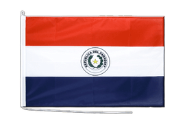 Paraguay - Bootsflagge PRO 60 x 90 cm