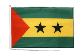 Sao Tome and Principe - Boat Flag PRO 2x3 ft
