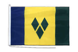 Saint Vincent and the Grenadines - Boat Flag PRO 2x3 ft