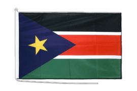 Southern Sudan Boat Flag - 2x3 ft