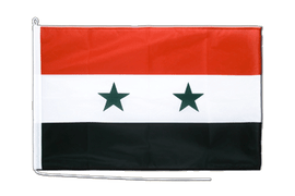 Syrien - Bootsflagge PRO 60 x 90 cm