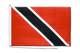 Trinidad and Tobago - Boat Flag PRO 2x3 ft