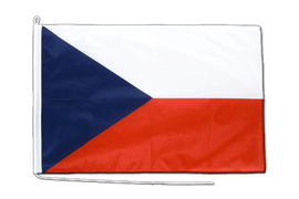 Czech Republic Boat Flag - 2x3 ft