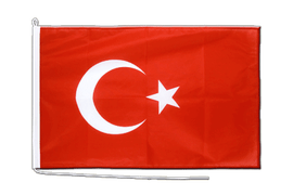 Turkey - Boat Flag PRO 2x3 ft