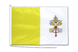 Vatican Boat Flag - 2x3 ft