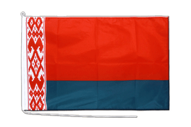 Belarus Boat Flag - 2x3 ft