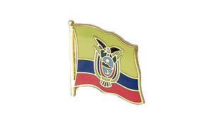 Ecuador - Flag Lapel Pin