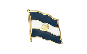 El Salvador - Flag Lapel Pin