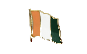 Ivory Coast - Flag Lapel Pin