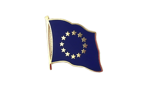 European Union EU - Flag Lapel Pin