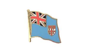 Flag Lapel Pin Fiji