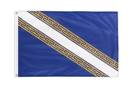 Champagne-Ardenne Grommet Flag PRO - 2x3 ft