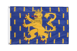 French Comte Grommet Flag PRO - 2x3 ft