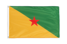 French Guiana - Grommet Flag PRO 2x3 ft