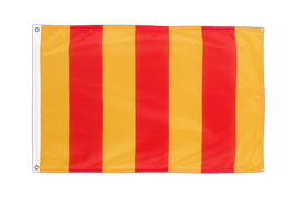 County of Foix - Grommet Flag PRO 2x3 ft