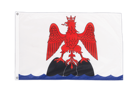 County of Nice - Grommet Flag PRO 2x3 ft