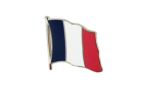 France - Flag Lapel Pin