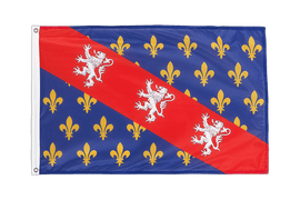 County of La Marche - Grommet Flag PRO 2x3 ft