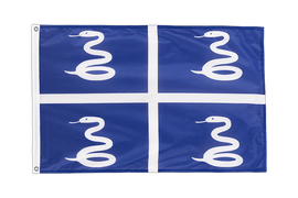 Martinique - Grommet Flag PRO 2x3 ft