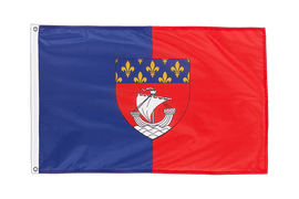 Paris - Grommet Flag PRO 2x3 ft