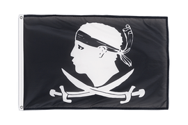 Pirate Corsica - Grommet Flag PRO 2x3 ft