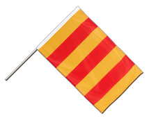 County of Foix Hand Waving Flag PRO - 2x3 ft