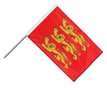Upper Normandy - Hand Waving Flag PRO 2x3 ft