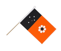 Northern Territory - Hand Waving Flag 6x9""