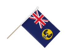 Australia South - Hand Waving Flag 6x9""