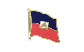 Haiti - Flag Lapel Pin