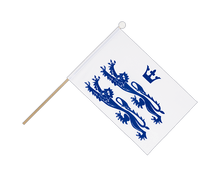 Berkshire - Hand Waving Flag 6x9""