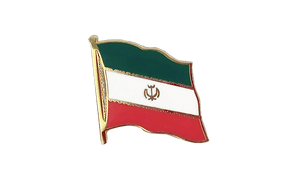 Iran - Flag Lapel Pin