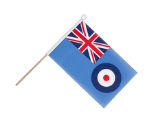 Royal Airforce - Hand Waving Flag 6x9""